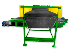 Сортировальная установка НС.100.000 вид сзади